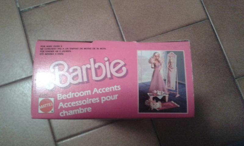Barbie accessori da camera fondo di magazzino 20141239
