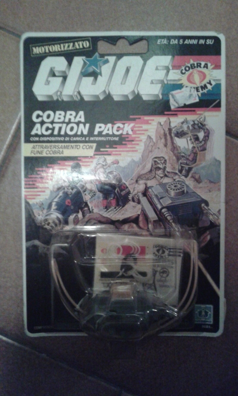 G.I.JOE Cobra Action Pack 20150216