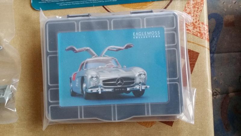 Mercedes Benz 300 SL von Eaglemoss 1:8 20150210