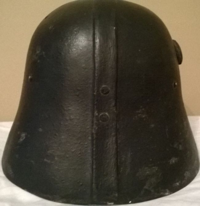Another Reproduction Fedayeen Helmet Fraser11