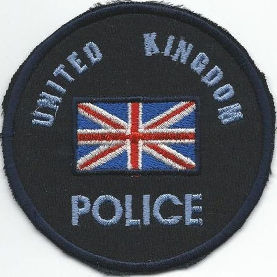 Patch for Iraqi police working with the British United10