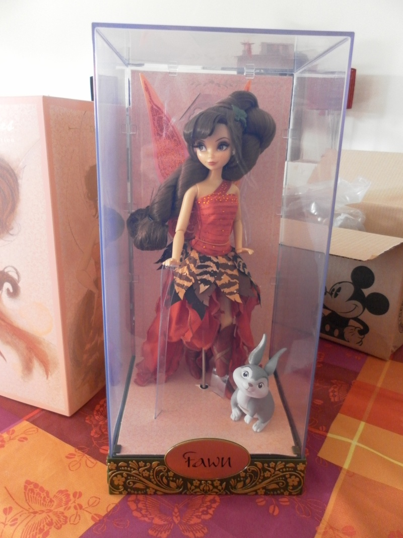 Disney Fairies Designer Collection (depuis 2014) - Page 22 Sam_5110
