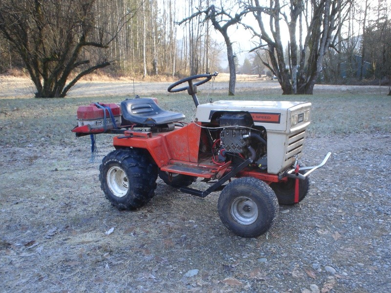 My montgomery ward off-road tractor. The_mo10