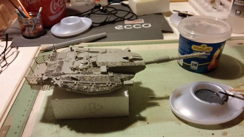 Baubericht Merkava Mk. 3D 20150210