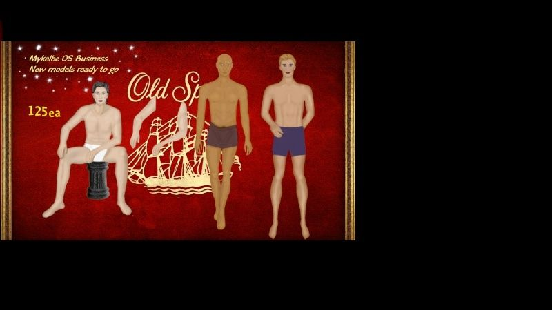 Old Spice New Models Available Mykelb14