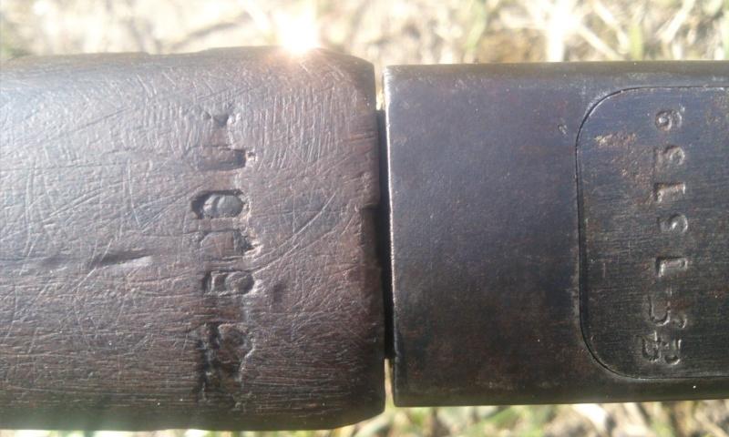 petit problème mécanique auget fusil LEBEL - Page 2 Marqua10