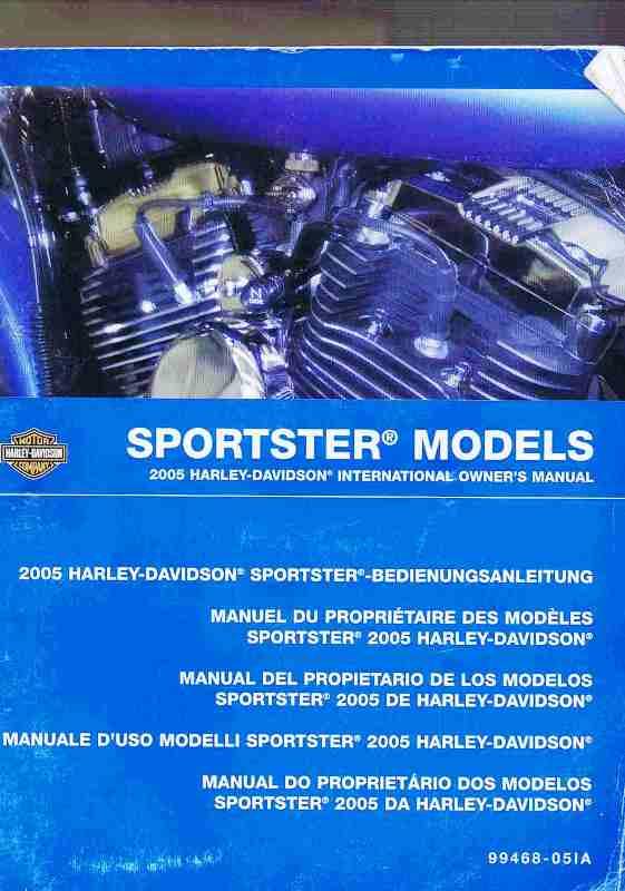 manuel entretien 1200 Sportser 2007 - Page 2 Manuel10