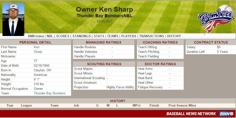 Owner History Sharp10