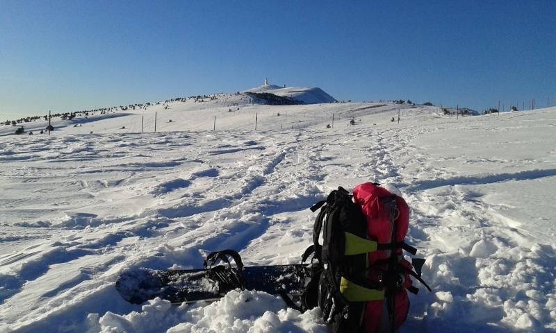 Sommet du Ventoux par la face sud 20150233