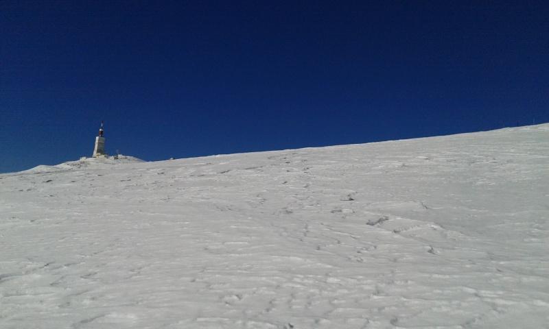 Sommet du Ventoux par la face sud 20150241