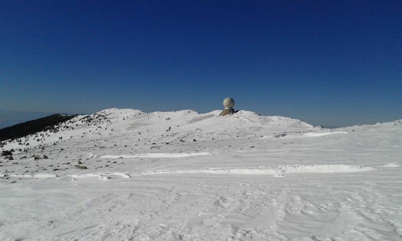 Sommet du Ventoux par la face sud 20150242