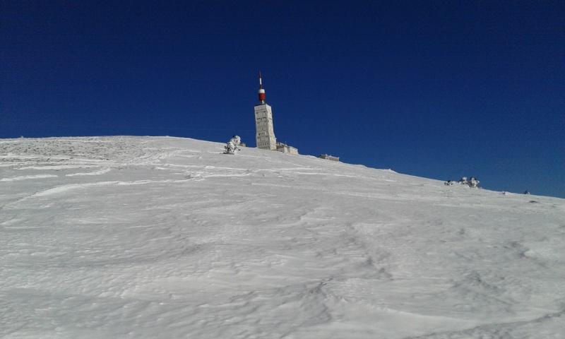 Sommet du Ventoux par la face sud 20150244
