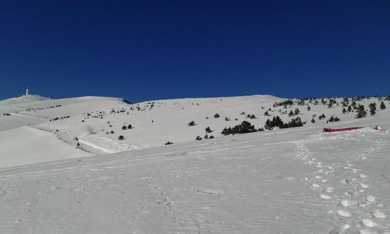Sommet du Ventoux par la face sud 20150245