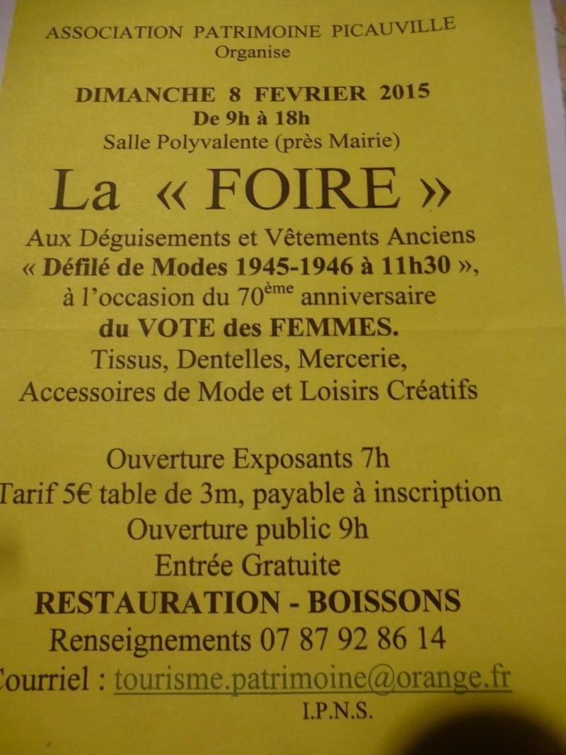 Défilé de Modes 1945-1946 à Picauville P1110810
