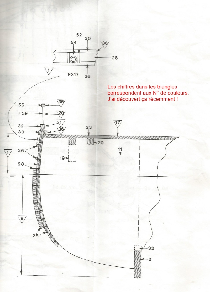 Pourquoi-Pas? 1908 (Billing Boats 1/75°) par Daniel35 - Page 3 Codcou10