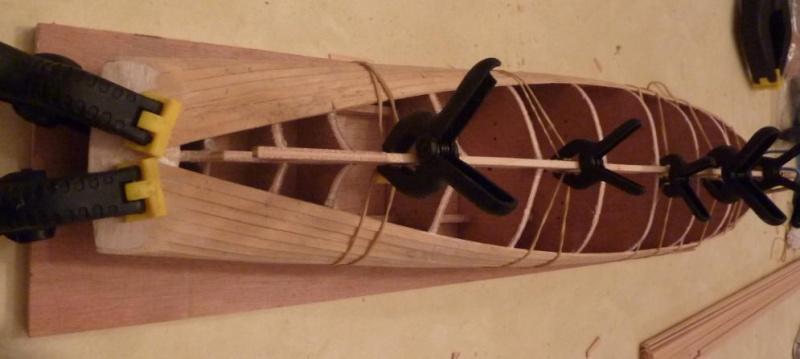 Le Pourquoi-Pas 1908 - Billing Boats - 1/75éme P1070510