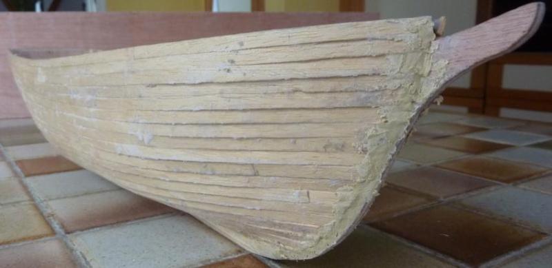 Le Pourquoi-Pas 1908 - Billing Boats - 1/75éme P1070712