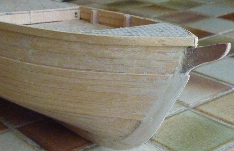 Le Pourquoi-Pas 1908 - Billing Boats - 1/75éme P1070714