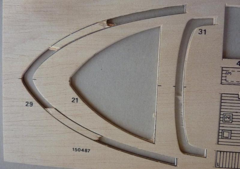 Le Pourquoi-Pas 1908 - Billing Boats - 1/75éme P1070716