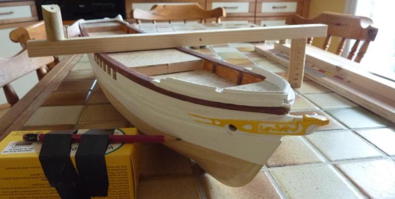 Le Pourquoi-Pas 1908 - Billing Boats - 1/75éme - Page 3 P1070814