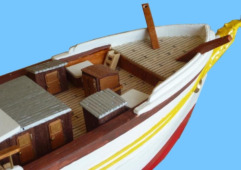 Le Pourquoi-Pas 1908 - Billing Boats - 1/75éme - Page 3 P1070912