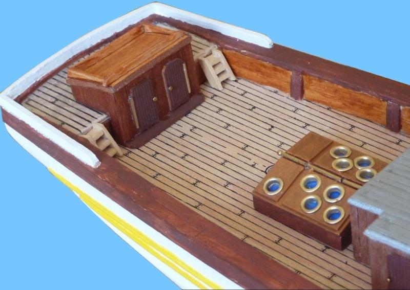 Le Pourquoi-Pas 1908 - Billing Boats - 1/75éme - Page 3 P1070913
