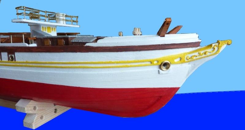 Le Pourquoi-Pas 1908 - Billing Boats - 1/75éme - Page 4 P1070928