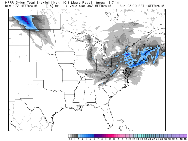FEB 14th-15th Storm Thread (Observations and Discussions) - Page 6 Hrrr_s10