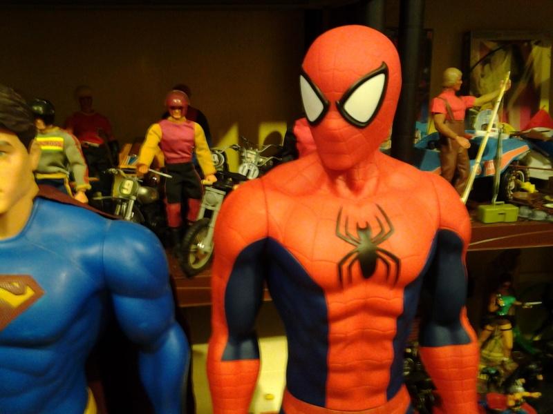 spiderman a casa Foto0711