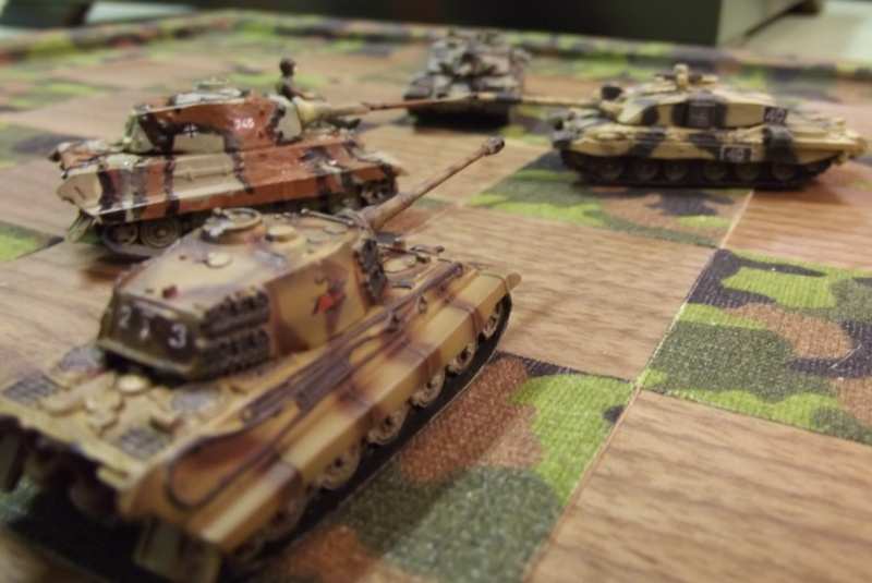 I was thinking of selling my Checkers Battle Field set Milita15