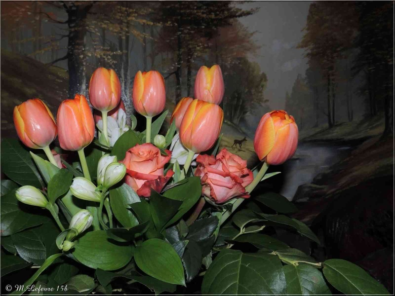 J'aime les fleurs Bouque10