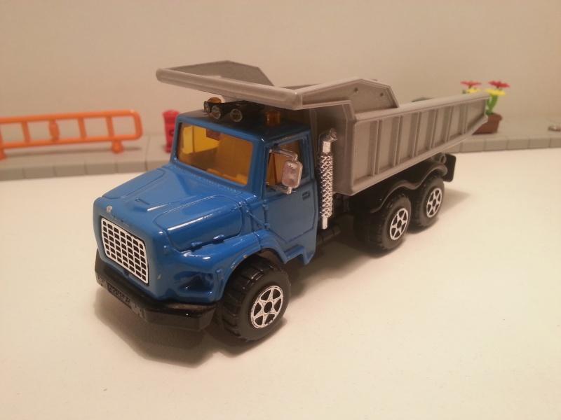 N°3010 / 4507 Ford L Benne Carriére 20150131