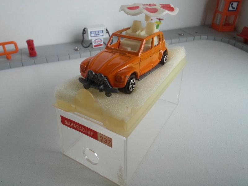 N°237 Citroën Dyane Maharadjah 20150142