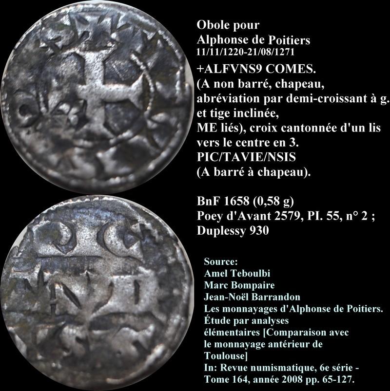 Obole pour Alphonse de Poitiers? Alphon10