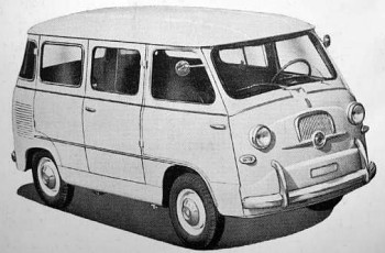Fiat 600 M Coriasco     l'antesignano del 600 t  Corias10