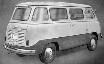 Fiat 600 M Coriasco     l'antesignano del 600 t  Corias11