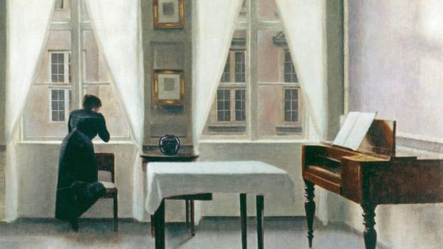 Vilhelm Hammershoi  1510