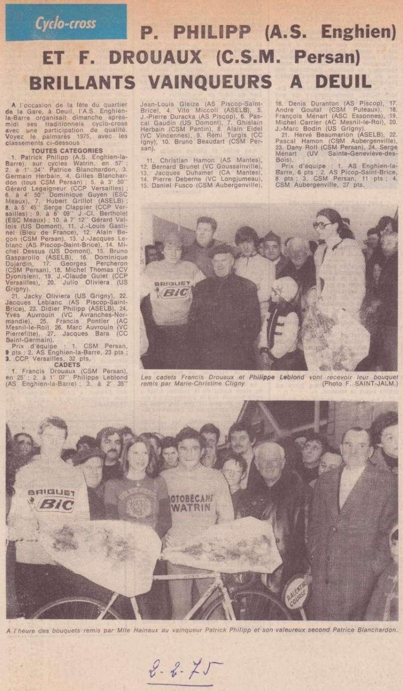 CSM.Persan. BIC. Toute une époque de janvier 1984 à janvier 1990 - Page 5 1975_p10