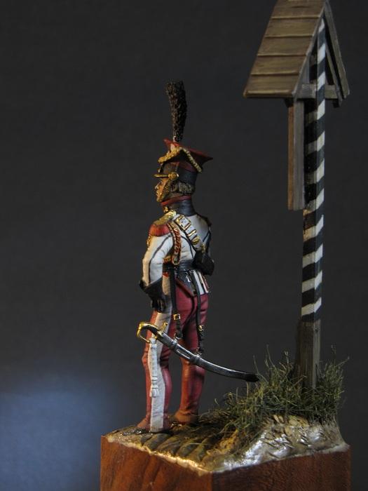 Trompette de Artillerie a cheval, Duchè de Varsovie, 1809 Img_5012