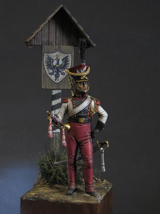 Trompette de Artillerie a cheval, Duchè de Varsovie, 1809 Img_5014