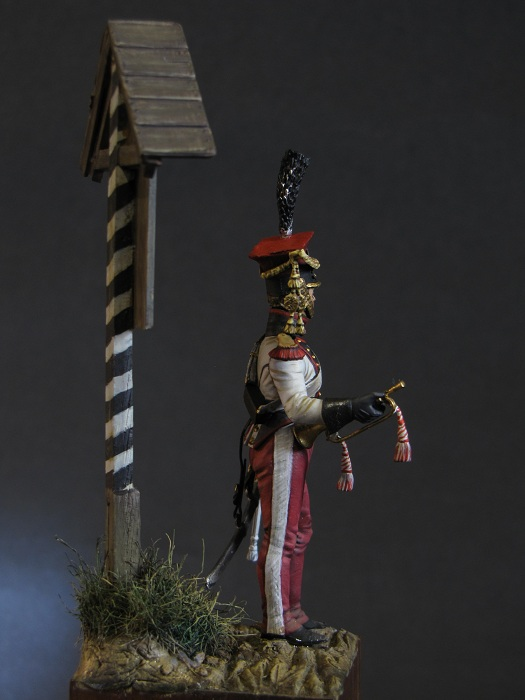 Trompette de Artillerie a cheval, Duchè de Varsovie, 1809 Img_5112