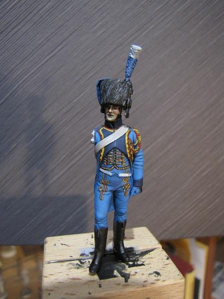 Trompette Artillerie a cheval de la Garde, 1807 Img_5114