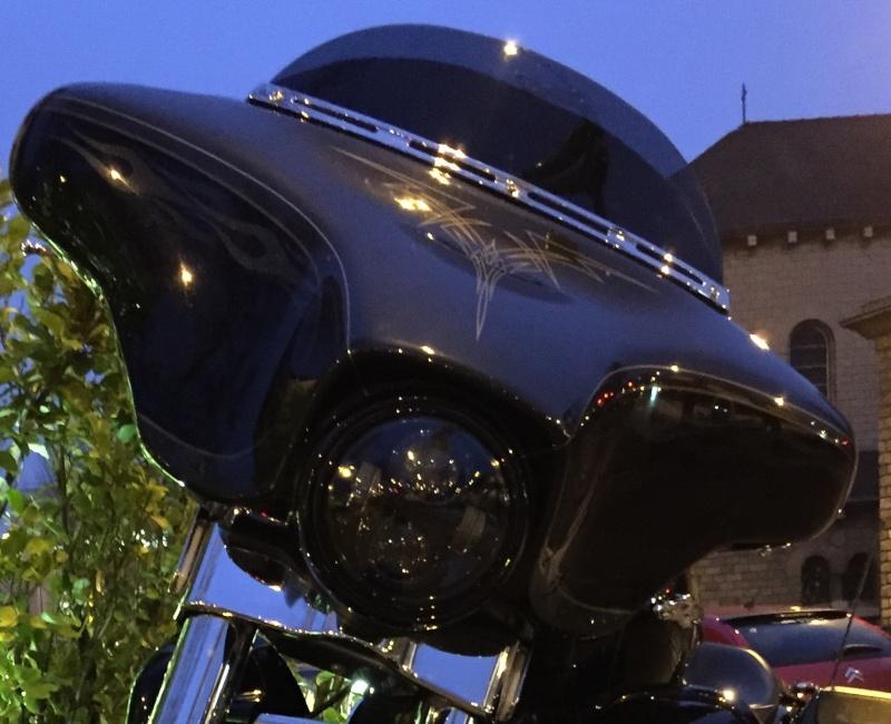Le Street Glide CVO d'Ulysse Image17