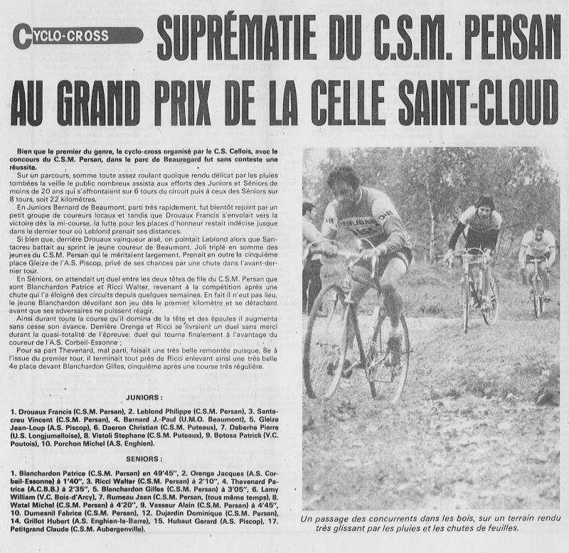 CSM.Persan. BIC. Toute une époque de janvier 1984 à janvier 1990 - Page 3 La_cel10