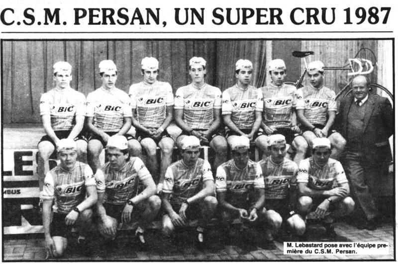 CSM.Persan. BIC. Toute une époque de janvier 1984 à janvier 1990 Persan10