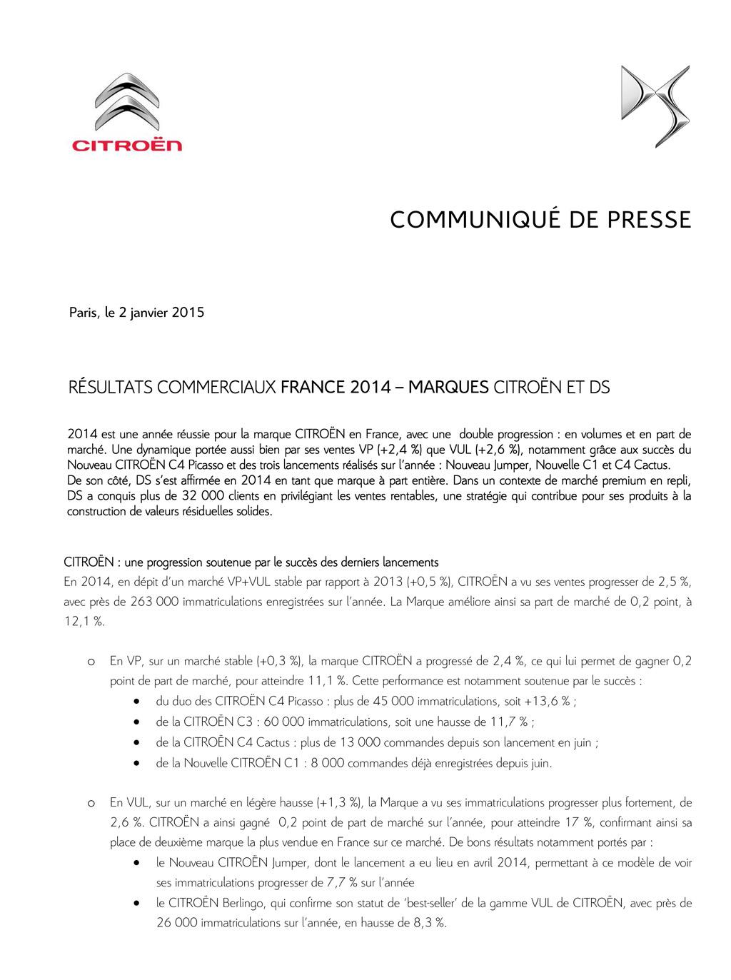[VENTE] Résultats commerciaux 2014 Cp_cit10