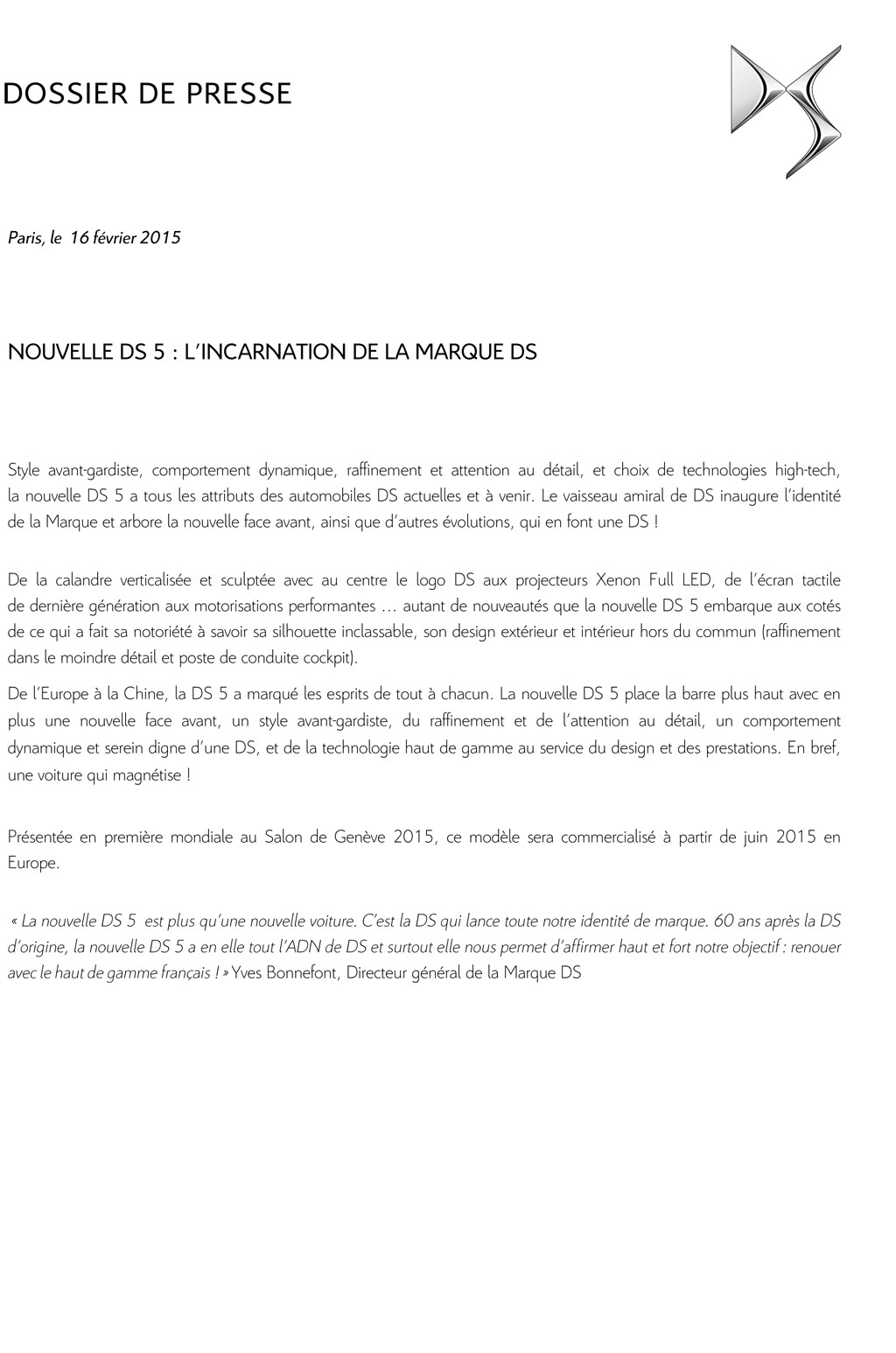[SUJET OFFICIEL] DS 5 restylée (photos officielles p.16) - Page 10 Dp_ds_10
