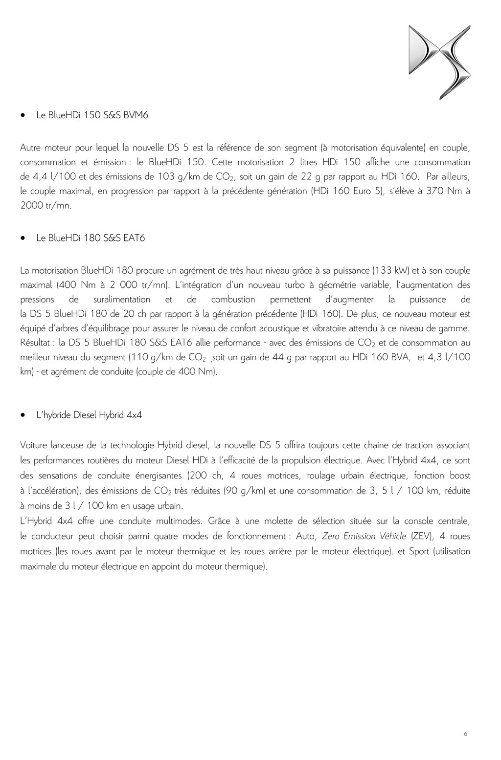 [SUJET OFFICIEL] DS 5 restylée (photos officielles p.16) - Page 10 Dp_ds_15