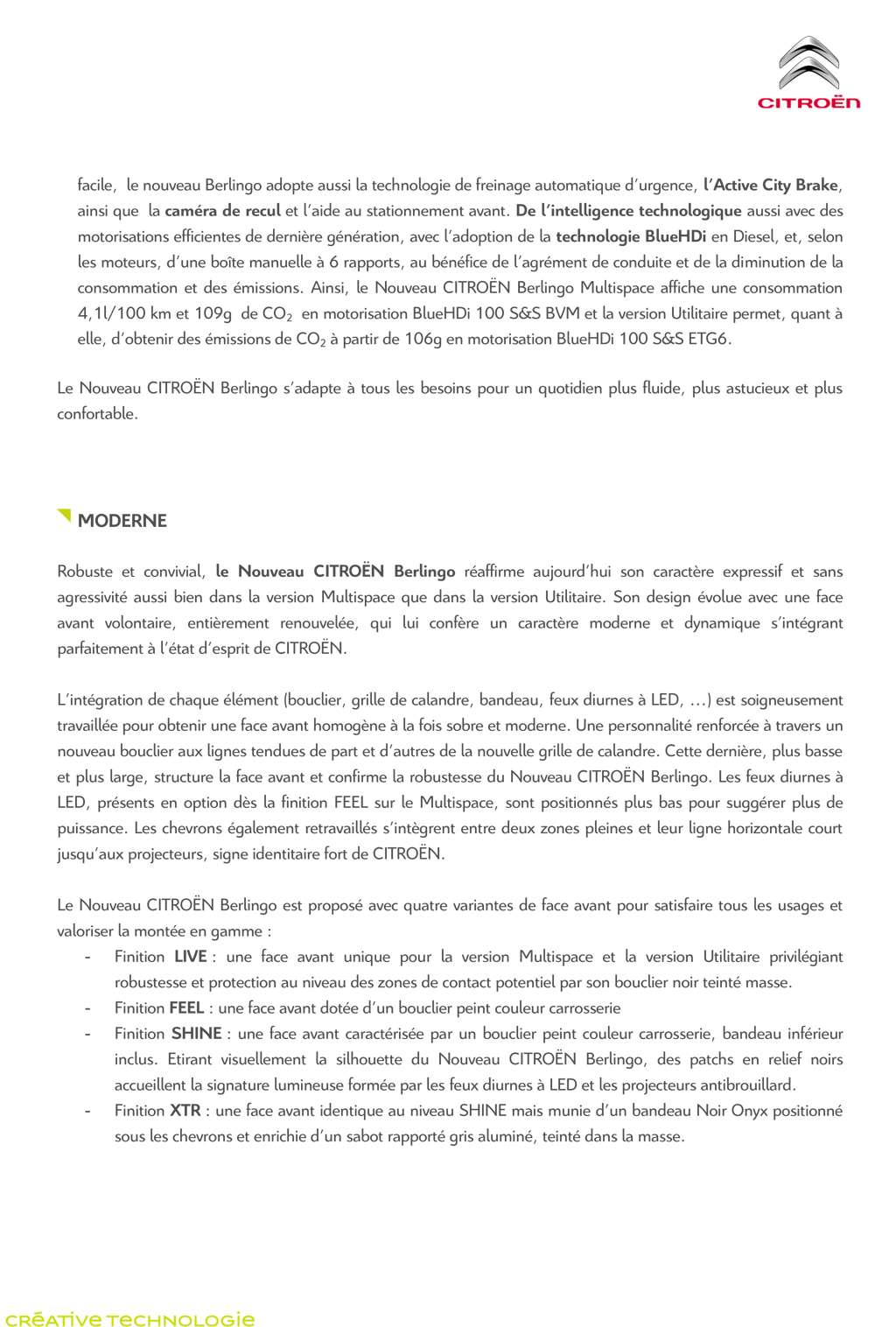 [SUJET OFFICIEL] Citroën Berlingo II phase III  - Page 2 Fr_dp_11