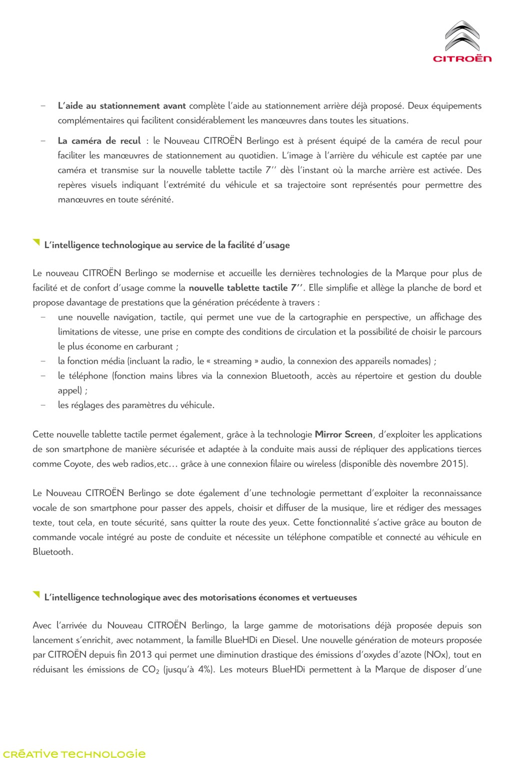 [SUJET OFFICIEL] Citroën Berlingo II phase III  - Page 2 Fr_dp_14